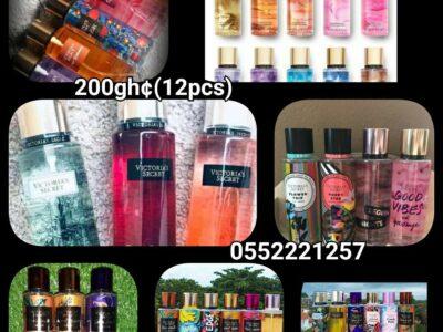 Wholesale/Retail Body Splash