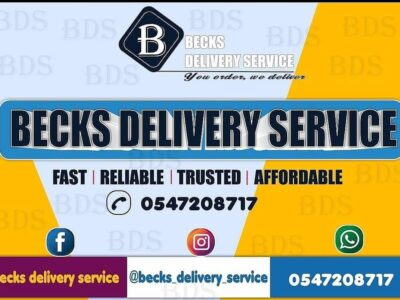 Becks Delivery Service