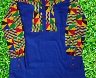 Quality Men's Long Sleeves African Wear