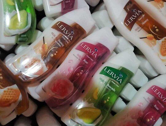 Lervia Shower Cream ( Gel )