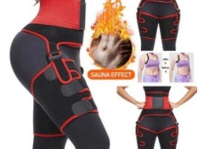 Waist Trainer Thigh Trimmer Fitness Belt for Women