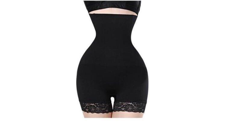 Hi-Waist Tummy Control Panties