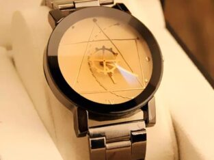 Luxury unisex watch