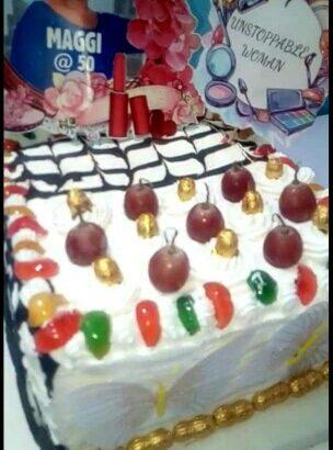 CAKE TRAINING