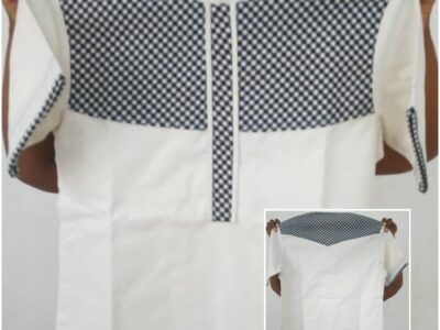 Quality Traditional Men's White Shirt