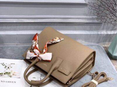 Affordable Ladies' Top Handbag Brown