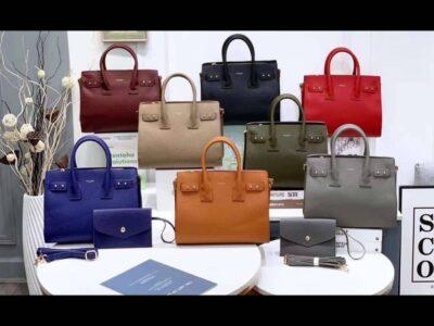 Top Ladies' Leather Handbags Various Colours