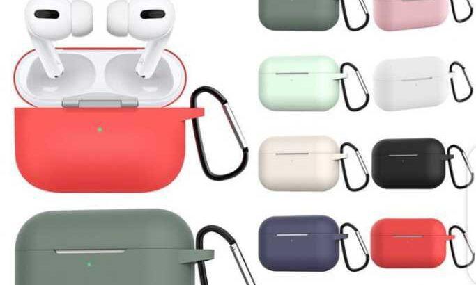 Airpod 1 ,2 and airpod pro silicon case