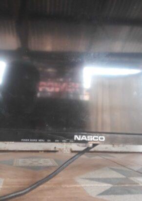 NASCO LED FULL HD Satellite TV