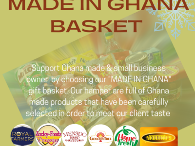 Gift Basket for Sale in Ghana