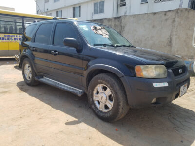 Ford Escape Year Model: 2003