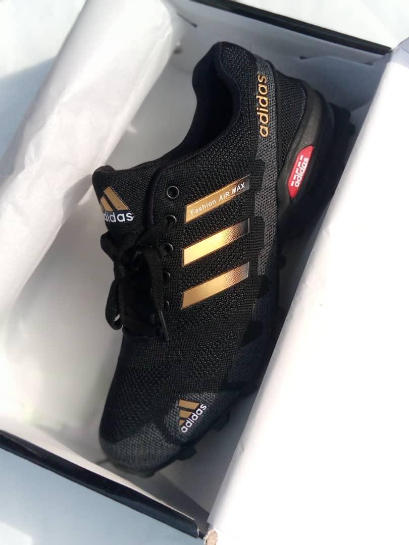 Contaminado Innecesario miércoles  Adidas Fashion Air Max Gold Stripes | Fofoofo Market