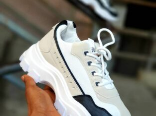 Fashionable Sneakers White