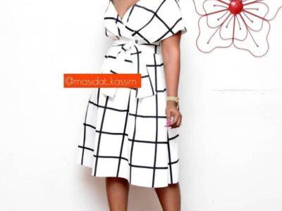 Classic basic ladies dress