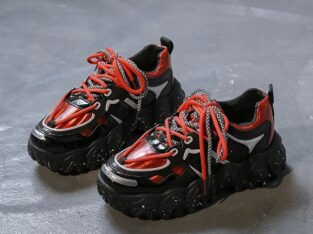 Fashionable Chunky Sneakers for Women