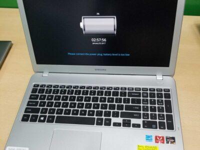Samsung AMD Ryzen Laptop