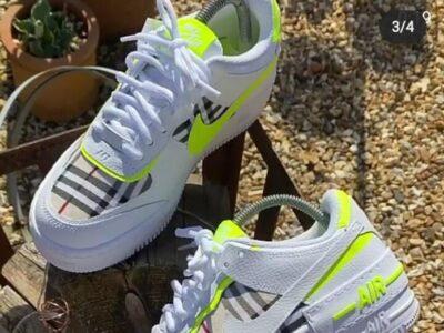 Designer Sneakers for Sale (Nike Air Force)