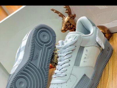 Round Toe Nike Air Force 1