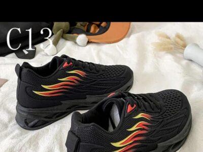 Black Designer Sneakers for Sale