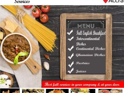 Naida Classical catering and Decor