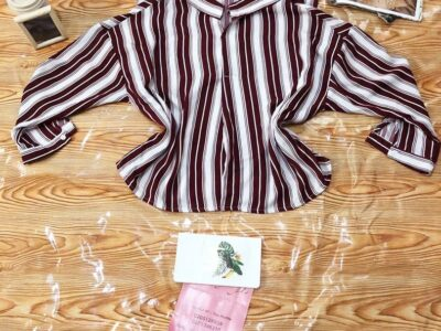 Stripes Top For Sale