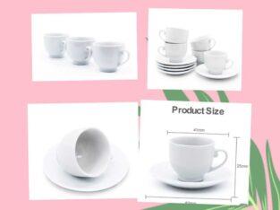 Coffee tea cup and Saucer