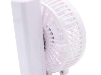 Mini hand held fan