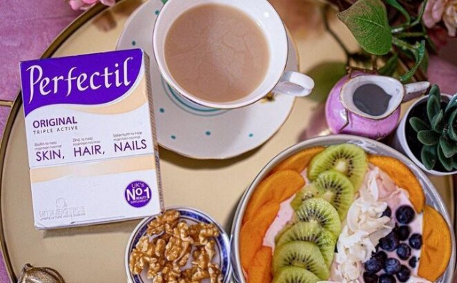 Skin, hair and nails beauty supplements