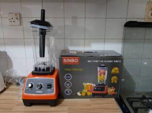 Simbo Harvey Duty Blender