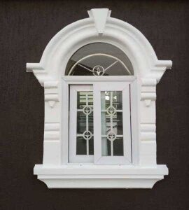 Windows, doors and pillar coping designs