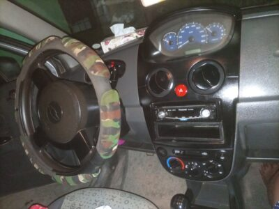 CHEVROLET MATIZ IN A VERY PERFECT CONDITION FOR SALE AT COOL PRICE