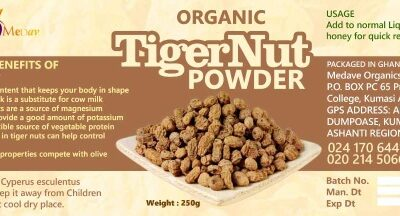 Tiger Nut Powder