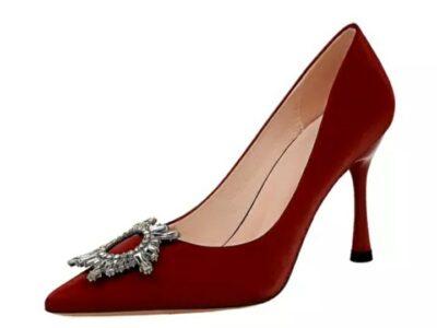 Ladies high heels