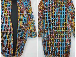 Ankara web blazers for sale