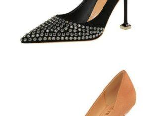 Exotic ladies heels