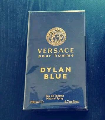 Original Versace Dylan Blue, 200mls