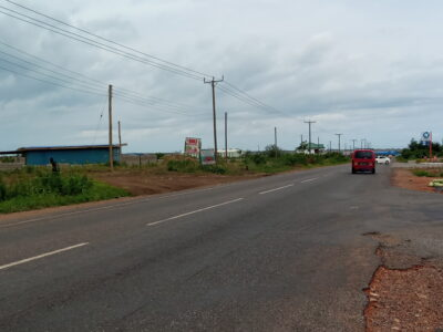 PLOT OF LAND AT MOITSO PRAMPRAM FOR SALE