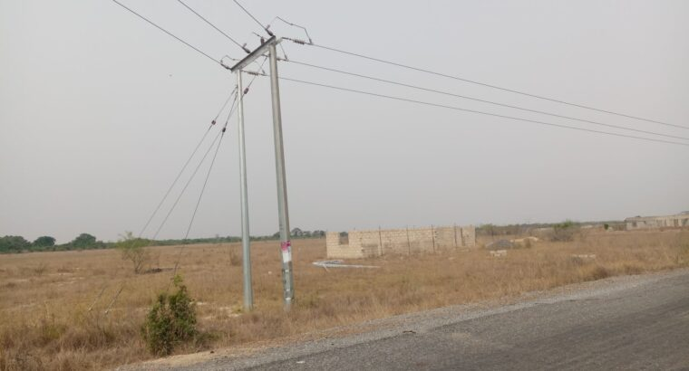 INVESTMENT PLOT AT DAW FOR SALE