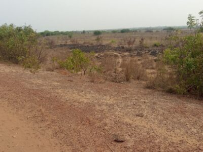CERTIFIED LAND AT DAWA FOR SALE