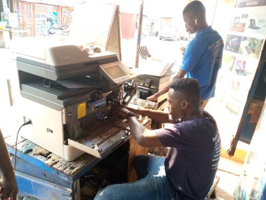 Soft-Printers & Computers