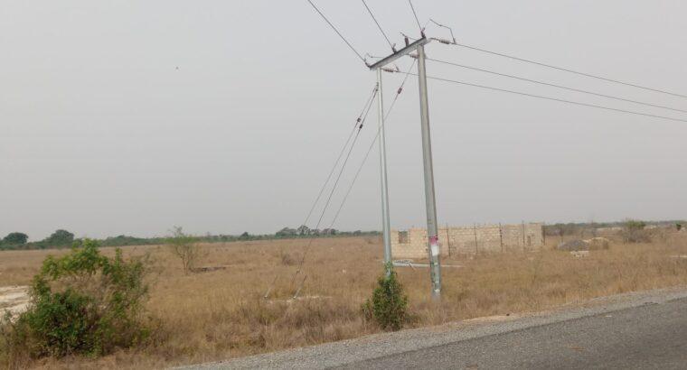 Land at Dawa for sale
