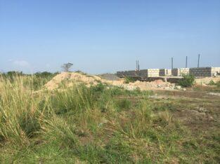 Titled Roadside Plots at Dawhenya