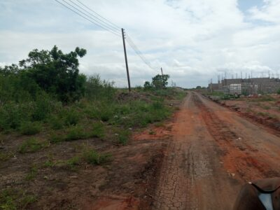 Full plots at Miotso-Prampram