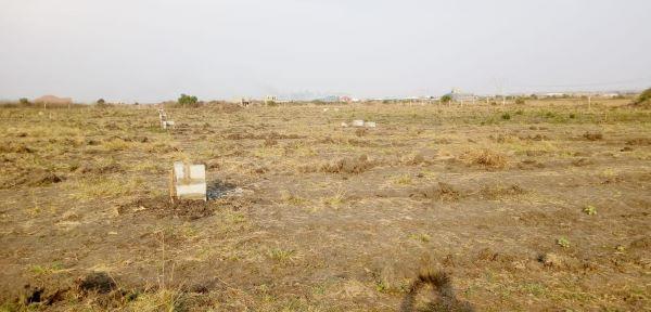 Serviced estate plots at Community 25