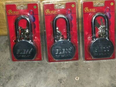 All types of quality pad locks big and small