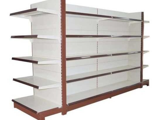 shelves for stores, supermarket and pharmacy
