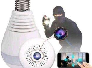CCTV bulb camera