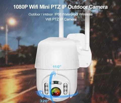 PTZ water proof CCTV Camera