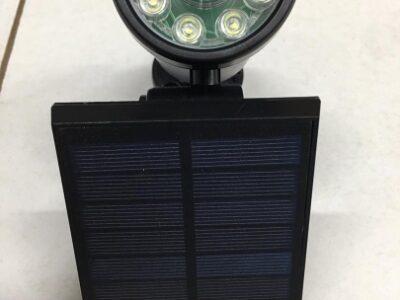 Solar Dummy Camera Light