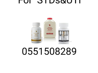 Natural supplements for STD&UTI